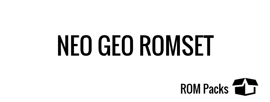 NeoGeo Full ROMset